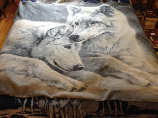 Blanket two.
